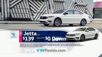 Volkswagen Sign Then Drive Event TV Spot, 'Spring Break: Break Away Leasing' [T2] - Thumbnail 6