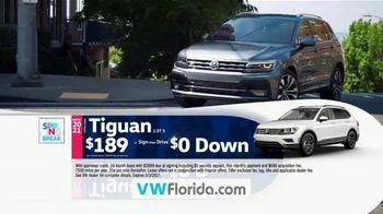 Volkswagen Sign Then Drive Event TV Spot, 'Spring Break: Break Away Leasing' [T2] - Thumbnail 7