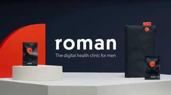 Roman TV Spot, '52% of Men'