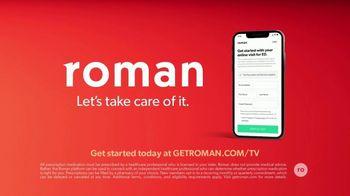 Roman TV Spot, '52% of Men' - Thumbnail 8