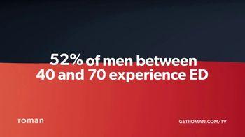 Roman TV Spot, '52% of Men' - Thumbnail 1