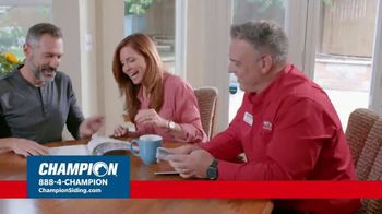 Champion Windows TV Spot, 'Transform Your Home and Upgrade Your Curb Appeal: 25%' - Thumbnail 3