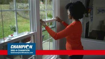 Champion Windows TV Spot, 'Time for New Windows: 40%' - Thumbnail 1