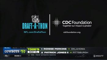 2021 NFL Draft-a-Thon TV Spot, 'Pandemic Recovery: Strengthening Communities' - Thumbnail 9