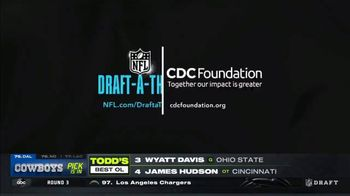 2021 NFL Draft-a-Thon TV Spot, 'Pandemic Recovery: Strengthening Communities' - Thumbnail 8