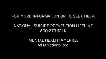 NFL TV Spot, 'It Takes All of Us: Destigmatizing Mental Health' Ft. Joey Bosa, Michael Robinson - Thumbnail 10