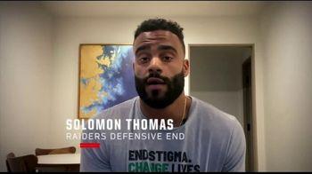 NFL TV Spot, 'It Takes All of Us: Destigmatizing Mental Health' Ft. Joey Bosa, Michael Robinson - Thumbnail 5