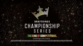 DraftKings Championship Series TV Spot, 'Hype King Is on the Clock' - Thumbnail 10