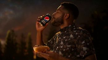 Pepsi Zero Sugar TV Spot, 'Better With Pepsi: Hot Dog'