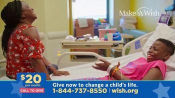 Make-A-Wish Foundation TV Spot, 'Journey' - Thumbnail 5
