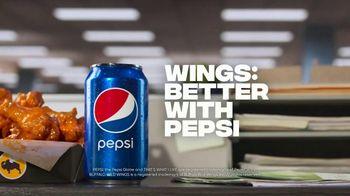 Pepsi TV Spot, 'Better With Pepsi: Wings' - Thumbnail 10