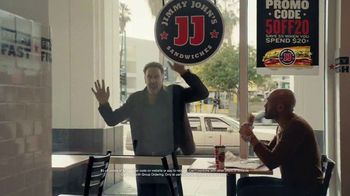 Jimmy John's TV Spot, 'Is It Magic?' Featuring Brad Garrett