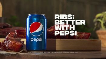 Pepsi TV Spot, 'Better With Pepsi: Ribs' - Thumbnail 8