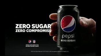 Pepsi Zero Sugar TV Spot, 'NFL Draft: College Rivals'