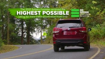 Subaru Go Green Event TV Spot, 'Grow With Love: Forester' [T2] - Thumbnail 3