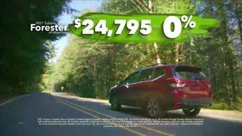 Subaru Go Green Event TV Spot, 'Grow With Love: Forester' [T2] - Thumbnail 7
