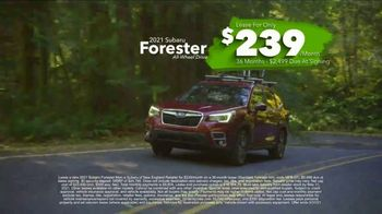 Subaru Go Green Event TV Spot, 'Grow With Love: Forester' [T2] - Thumbnail 8