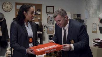 Little Caesars Pizza TV Spot, 'Ion Television: Detective Guarantees' - Thumbnail 7