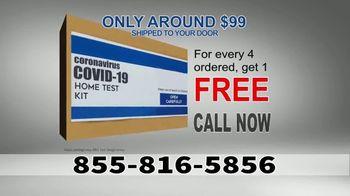 COVID-19 Home Test Kit TV Spot, 'Health Alert' - Thumbnail 8