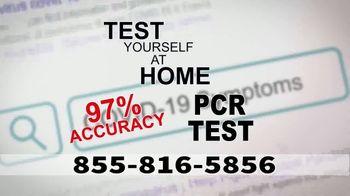 COVID-19 Home Test Kit TV Spot, 'Health Alert' - Thumbnail 3