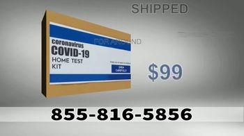 COVID-19 Home Test Kit TV Spot, 'Health Alert' - Thumbnail 5