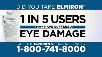 Parker Waichman TV Spot, 'Elmiron: Eye Damage'