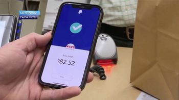CVS Health TV Spot, 'More in a Minute: Touch-Free QR Code Payment'