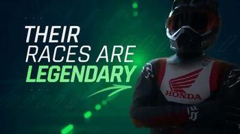Monster Energy Supercross 4 TV Spot, 'Their Names Are Written in History'