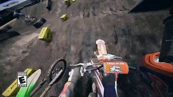 Monster Energy Supercross 4 TV Spot, 'Their Names Are Written in History' - Thumbnail 2