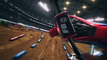 Monster Energy Supercross 4 TV Spot, 'Their Names Are Written in History' - Thumbnail 4