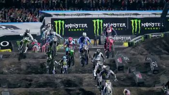 Monster Energy Supercross 4 TV Spot, 'Their Names Are Written in History' - Thumbnail 5