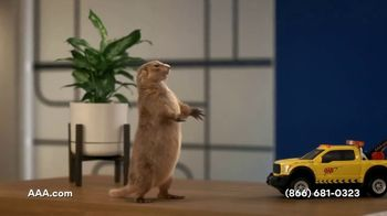 AAA TV Spot, 'Spokes-Gopher' - Thumbnail 4