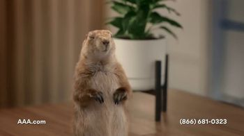 AAA TV Spot, 'Spokes-Gopher' - Thumbnail 7
