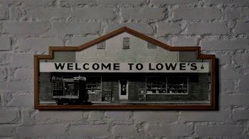 Lowe's TV Spot, 'Home for Pros' - Thumbnail 1