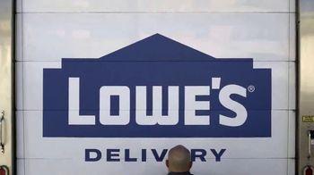 Lowe's TV Spot, 'Home for Pros' - Thumbnail 7