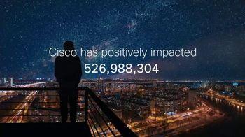 Cisco TV Spot, 'Positive Impact' - Thumbnail 6