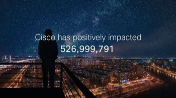 Cisco TV Spot, 'Positive Impact' - Thumbnail 7