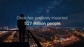 Cisco TV Spot, 'Positive Impact'