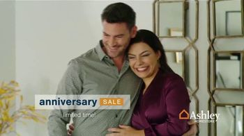 Ashley HomeStore Anniversary Sale TV Spot, '$1,000 Storewide' - Thumbnail 2
