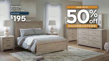 Ashley HomeStore Anniversary Sale TV Spot, '$1,000 Storewide' - Thumbnail 5
