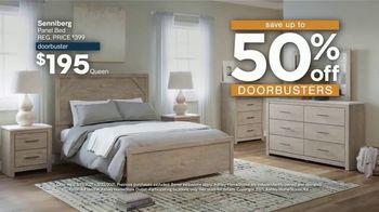 Ashley HomeStore Anniversary Sale TV Spot, '$1,000 Storewide' - Thumbnail 6