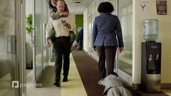 Paycom TV Spot, 'Weighing Employees Down' Featuring Barbara Corcoran