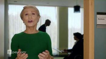 Paycom TV Spot, 'Weighing Employees Down' Featuring Barbara Corcoran - Thumbnail 1