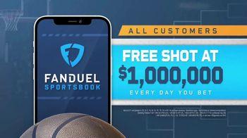 FanDuel Sportsbook $1,000,000 March Million Sweepstakes TV Spot, 'More Basketball' - Thumbnail 9