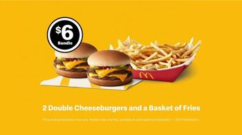 McDonald's TV Spot, 'Share Some Joy: Bundles' Song by Kenny Moron, Gerald Flores - Thumbnail 7