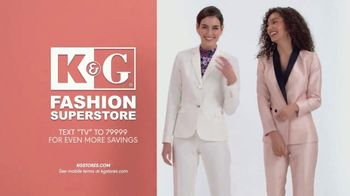 K&G Fashion Superstore TV Spot, 'Celebrate Easter: Dresses and Women's Suits' - Thumbnail 8