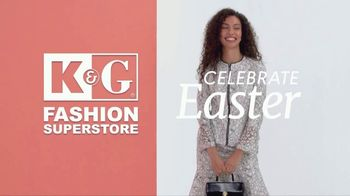K&G Fashion Superstore TV Spot, 'Celebrate Easter: Dresses and Women's Suits' - Thumbnail 2