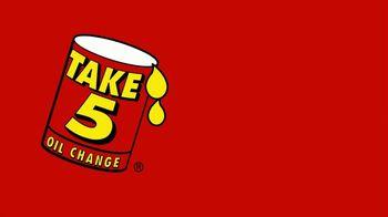 Take 5 Oil Change TV Spot, 'Spring Forward: $15 Off' - Thumbnail 2