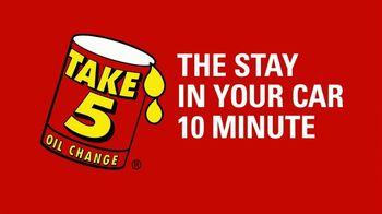 Take 5 Oil Change TV Spot, 'Spring Forward: $15 Off' - Thumbnail 3