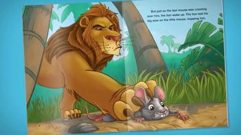 ABCmouse.com Beginning Reader Series TV Spot, 'Original Stories and Fables' - Thumbnail 4